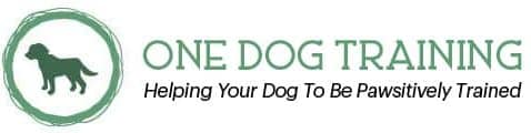 cropped One Dog Training Logo 1