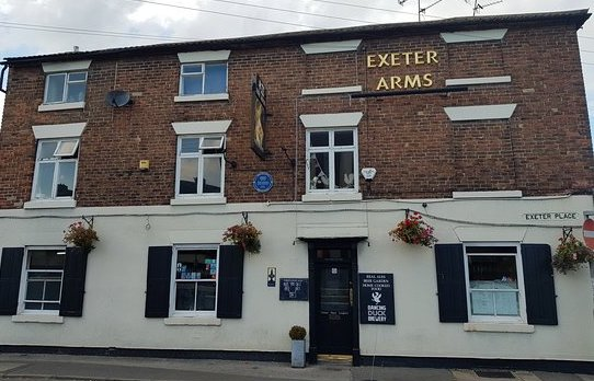 Dog Friendly Exeter Arms