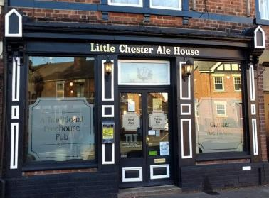 Dog Friendly Little Chester